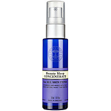 Buy Neal's Yard Beauty Sleep Concentrate, 30ml Online at johnlewis.com