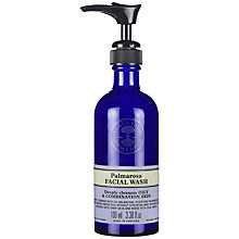Buy Neal's Yard Palmarosa Facial Wash, 100ml Online at johnlewis.com