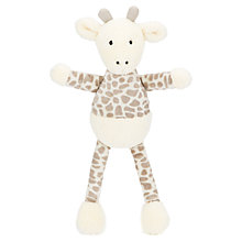 Buy Jellycat Tiggy the Giraffe Chime and Soother Set Online at johnlewis.com
