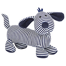 Buy Jellycat Skiddle Puppy Squeaker Online at johnlewis.com