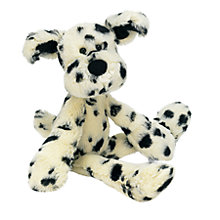 Buy Jellycat Merryday Puppy, Medium Online at johnlewis.com