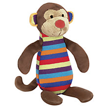 Buy Jellycat Jazzie Monkey Squeaker Online at johnlewis.com