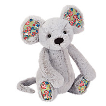 Buy Jellycat Blossom Bashful Mouse, Small Online at johnlewis.com