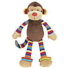 Buy Jellycat Jazzie Monkey Plush Online at johnlewis.com