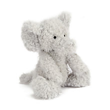 Buy Jellycat Evan Elephant, Medium Online at johnlewis.com