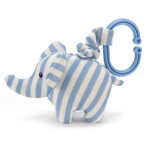 Buy Jellycat Elliot the Elephant Jitter Online at johnlewis.com