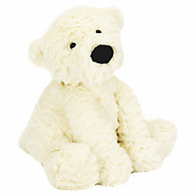 Buy Jellycat Fuddlewuddle Polar Bear, Medium Online at johnlewis.com