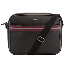 Buy Ted Baker Zorilla Despatch Bag Online at johnlewis.com