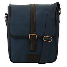 Buy Ted Baker Nightz Flight Bag, Blue Online at johnlewis.com