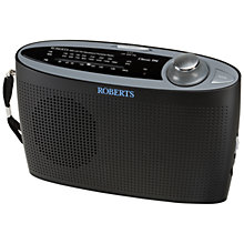 Buy ROBERTS Classic 996 LW/MW/FM Radio Online at johnlewis.com