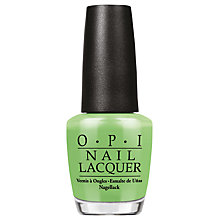 Buy OPI Nails - Neons Nail Lacquer - 2014 Collection Online at johnlewis.com