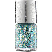 Buy Nails Inc. Floral Effect Nail Polish, 12ml Online at johnlewis.com