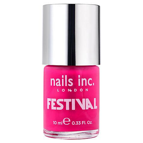 Buy Nails. Inc Festival Collection Nail Polish, 10ml Online at johnlewis.com