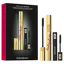 Buy Yves Saint Laurent Your Lash Wardrobe Gift Set Online at johnlewis.com