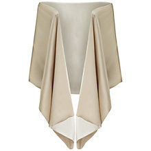 Buy Ariella Liv Satin Stole, Champagne Online at johnlewis.com
