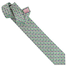 Buy Thomas Pink Knighton Grid Silk Tie Online at johnlewis.com