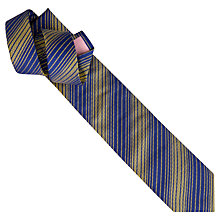 Buy Thomas Pink Salcombe Striped Silk Tie Online at johnlewis.com