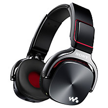 Buy Sony NWZ-WH505 Walkman 3-in-1 On-Ear Headphones, 16GB MP3 Player & Portable Speaker Online at johnlewis.com