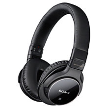Buy Sony MDR-ZX750 On-Ear Bluetooth NFC Headphones with Mic/Remote Online at johnlewis.com
