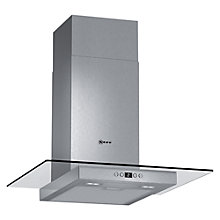 Buy Neff D86EH52N0B Chimney Cooker Hood, Stainless Steel Online at johnlewis.com