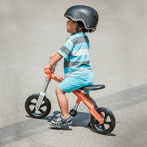Buy Micro Balance Bike, Orange Online at johnlewis.com
