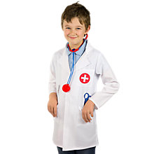 Buy John Lewis Doctor's Dressing-Up Kit Online at johnlewis.com