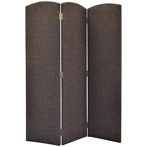 Buy Tetrad Harris Tweed Lewis Folding Screen Bracken Tan