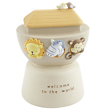 Buy John Lewis Baby 'Welcome to the World' Musical Noah's Ark Online at johnlewis.com