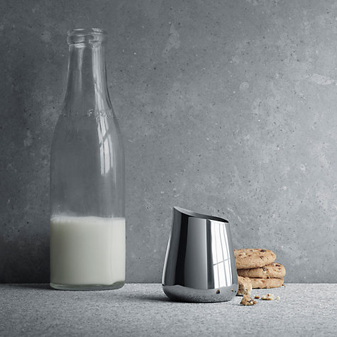 Buy Georg Jensen Helena Milk Jug Online at johnlewis.com