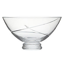 Buy Dartington Crystal Eden Bowl Online at johnlewis.com