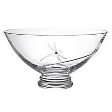 Buy Dartington Crystal Dragonfly Bowl Online at johnlewis.com