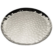 Buy Alessi Joy Round Tray Online at johnlewis.com