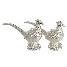 Buy Culinary Concepts Pheasant Cruet Set Online at johnlewis.com