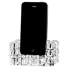 Buy Waterford London Collection Smartphone Docking Station Online at johnlewis.com