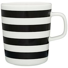 Buy Marimekko Oiva Tasaraita Mug Online at johnlewis.com