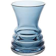 Buy Dartington Little Gems Wibble Vase, Midnight Blue Online at johnlewis.com