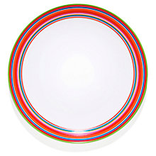 Buy Iittala Origo Flat Dinner Plate, Dia.26cm Online at johnlewis.com