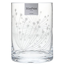Buy MissPrint Home Dandelion Vase Online at johnlewis.com