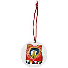 Buy Marimekko Vanhakaupunki Ornament Online at johnlewis.com