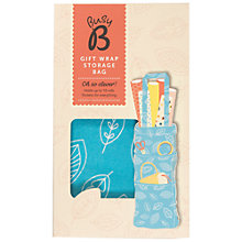 Buy Ktwo Busy B Gift Wrap Storage Bag Online at johnlewis.com
