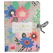 Buy Peggy Oliver Pocket Notebook, Multi Online at johnlewis.com