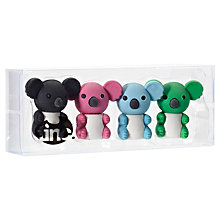 Buy Tinc Koala Eraser Collection Online at johnlewis.com