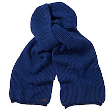 Buy Ted Baker Turrif Plain Stitch Scarf Online at johnlewis.com