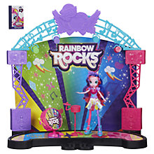 Buy My Little Pony Rainbow Rocks Playset Online at johnlewis.com