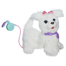 Buy FurReal Friends, Go Go, My Walkin' Pup Online at johnlewis.com