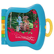 Buy In The Night Garden Story Case & Games Online at johnlewis.com