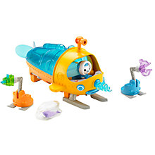 Buy Octonauts GUP-S Octo-Sled and Octo-Shuttle Online at johnlewis.com
