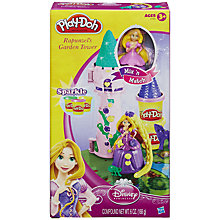 Buy Play-Doh Rapunzel's Garden Tower Online at johnlewis.com