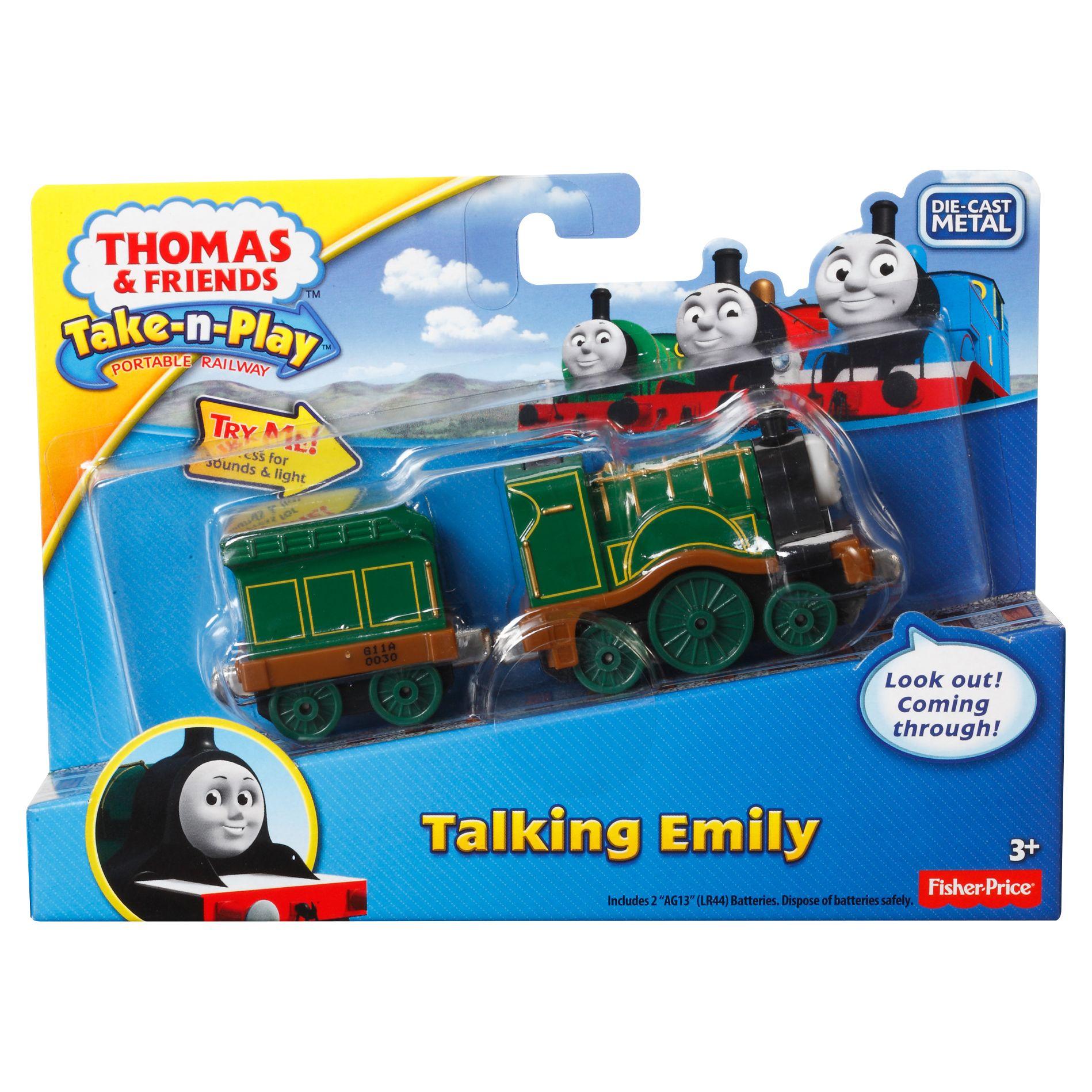 Thomas the Tank Engine Fisher-Price Thomas The Tank Engine Talking Thomas & Friends, Assorted