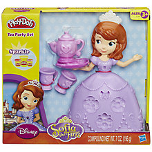 Buy Play-Doh Princess Sofia Tea Party Set Online at johnlewis.com